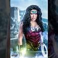 WWE diva Melina as Wonder Woman | Melina perez, Wwe divas, Art