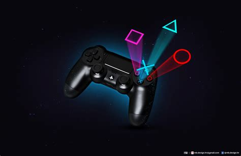 Ps4 Wallpaper Anime - joystick wallpapers wallpaper cave