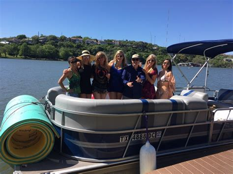 Lake Austin Boat Rentals by Float On Lake Austin Boat Rentals Lake Travis Boat