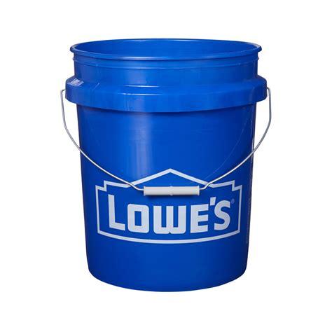 shop encore plastics 5 gallon commercial at lowes