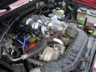 ford ranger    engine swap