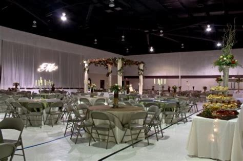 decoration for reception