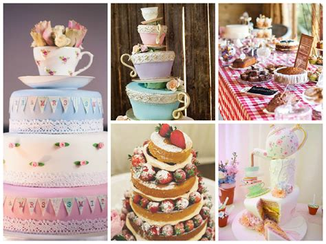 How To Host The Perfect Tea Party Wedding