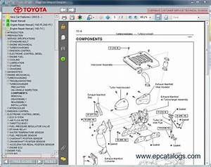 Toyota Yaris Service Manual Free Download