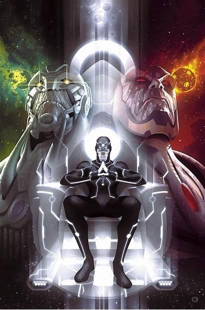 Dc 52 Comics Ending Justice League Darkseid