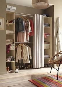 Rideau Metallique Leroy Merlin : des conseils pour bien choisir et am nager son dressing organization closet storage closet ~ Melissatoandfro.com Idées de Décoration