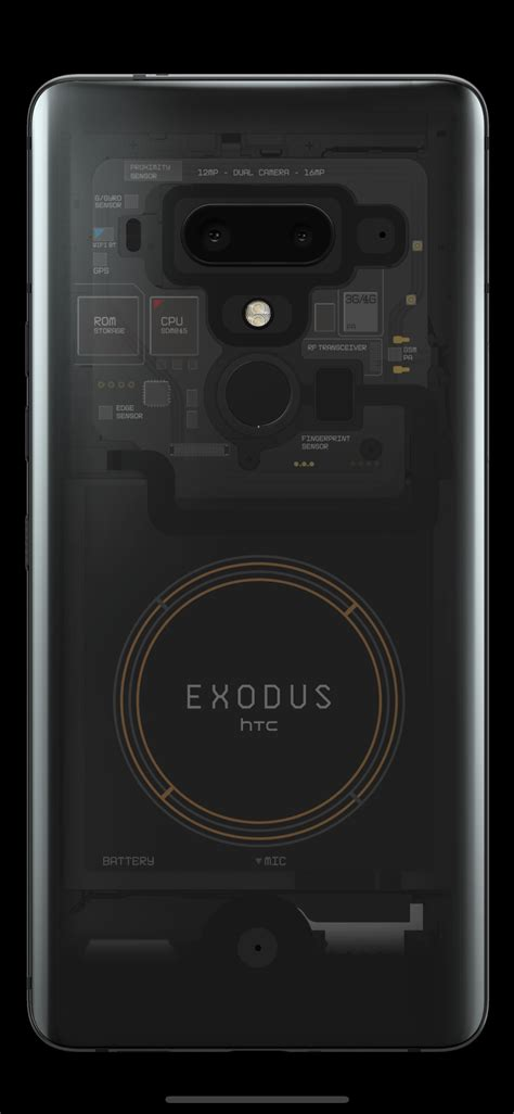 htc launches blockchain smartphone exodus 1 can be