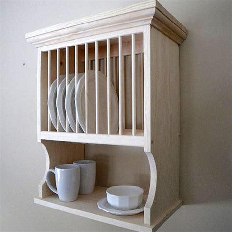 wall mounted dish racks whats  style kitchn