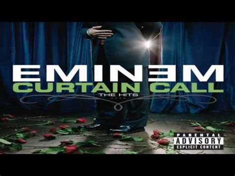 Eminem Curtains Up Album by Eminem Curtain Call Album