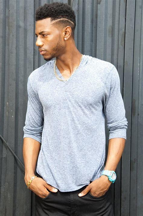coiffure degrade homme noir americain