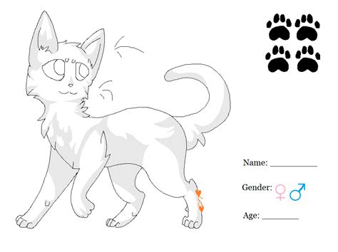 that fucking cat template warrior cat base ms paint for pictures to pin on pinterest