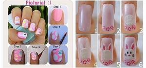 Step by easter nail art tutorials for beginners