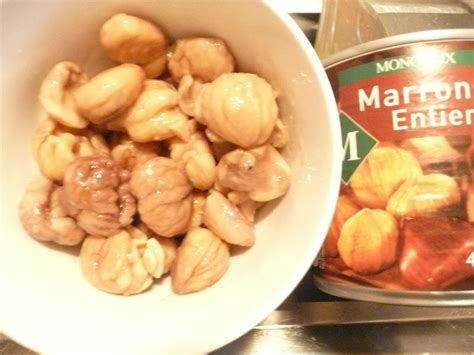 cuisiner des marrons cuisiner des marrons en boite 28 images mes p biscuits
