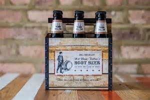 Not Your Father's Root Beer Small Town Brewery