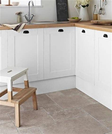 modular kitchen tiles amazone beige modular tumbled kitchen floor project 4256