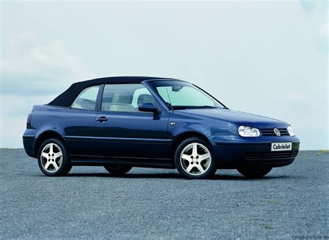 Volkswagen Golf Cabrio To Be Reintroduced In 2018 Photos