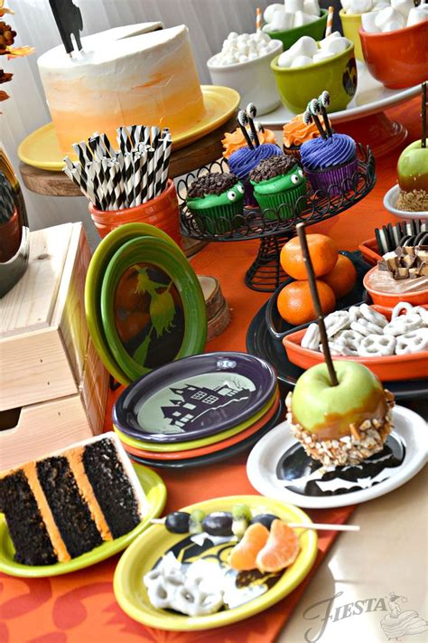 A Sugary Halloween With Guest Blogger The Sugary Shrink At