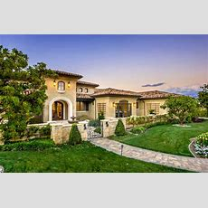 Mediterranean Tuscan Style Homehouse (el Dorado Hills, Ca