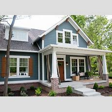 The Perfect Paint Schemes For House Exterior  Siding