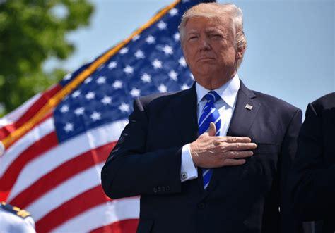 president donald trumps statement  california
