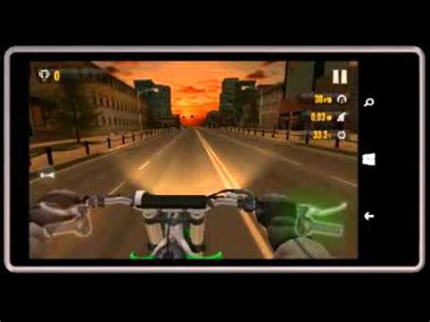 traffic rider juego nokia lumia 530
