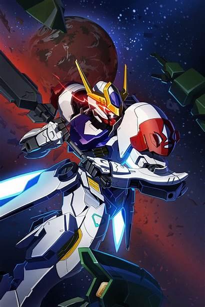 Barbatos Gundam Artstation Orphans Blooded Iron Suit