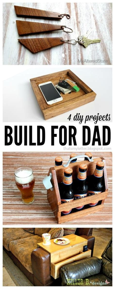 great diy gifts  dad recycled crafts