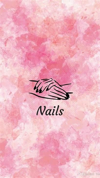 Nails Nail Highlight Highlights Backgrounds Unhas Unha