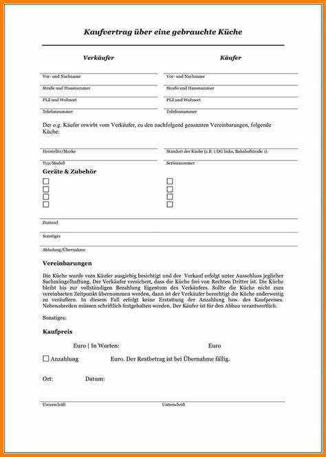 Kaufvertrag Haus Privat by 15 Kaufvertrag F 252 R Anh 228 Nger Zum Ausdrucken Liber Ate