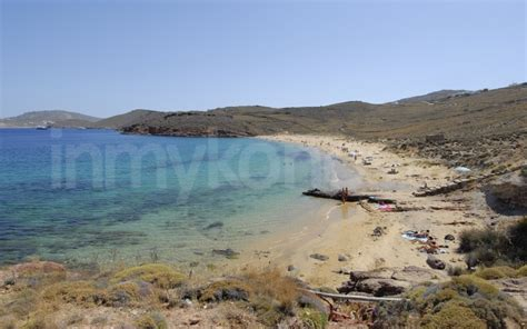 Agios Sostis Beach What To See And Do In Mykonos Mykonos