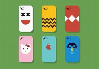Phone Case Vector Cases Clipart Graphics Non