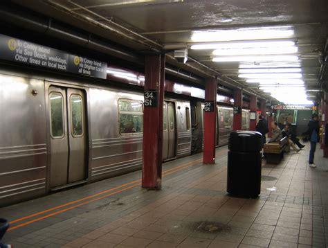 New York City Subway  Trackdowntransit