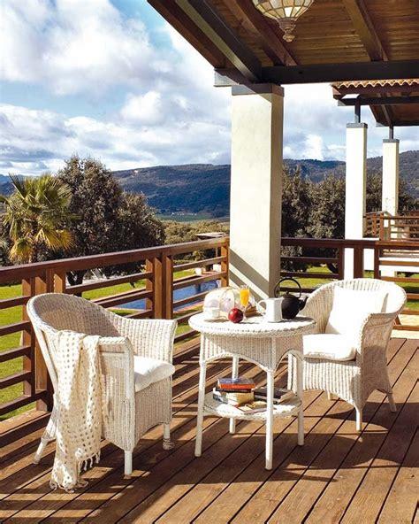 muebles de obra diez ideas para decorar tu terraza mi casa