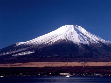 mount fuji sea japan wallpapers mount fuji sea japan