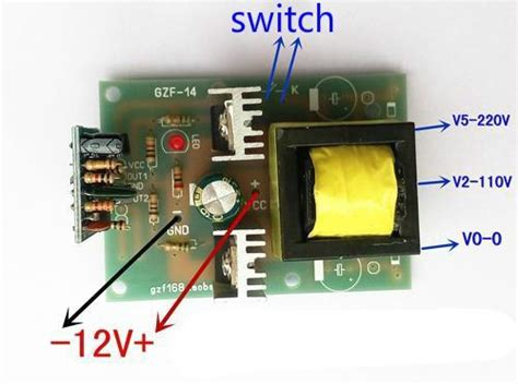 Tl494 Inverter 12v 220v by 150w Simple Tl494 Drive Inverter Booster Circuit Board Dc