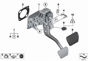 Phantom  Sedan  Phantom  Ece  Pedals  Pedals Supporting Bracket