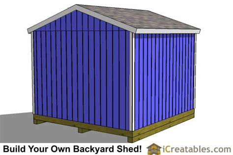 Storage Shed Plans 12x12 Free by 12x12 Shed Plans Gable Shed Storage Shed Plans