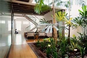 Jardines de interior, una opción