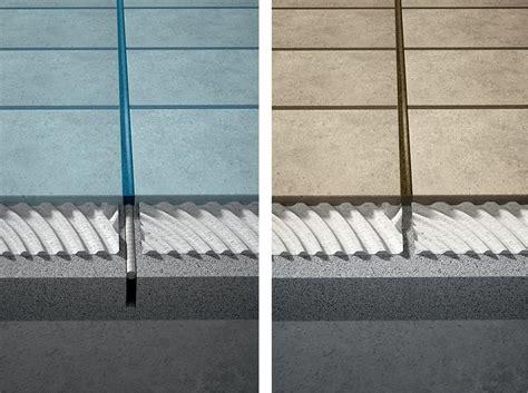 giunti di dilatazione per pavimenti terrazzi i giunti nelle piastrellature ceramiche