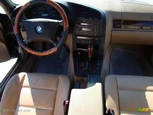 1998 BMW 3 Series 328i Convertible Tan Dashboard Photo