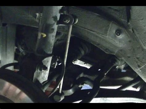acura mdx   replace suspension links youtube