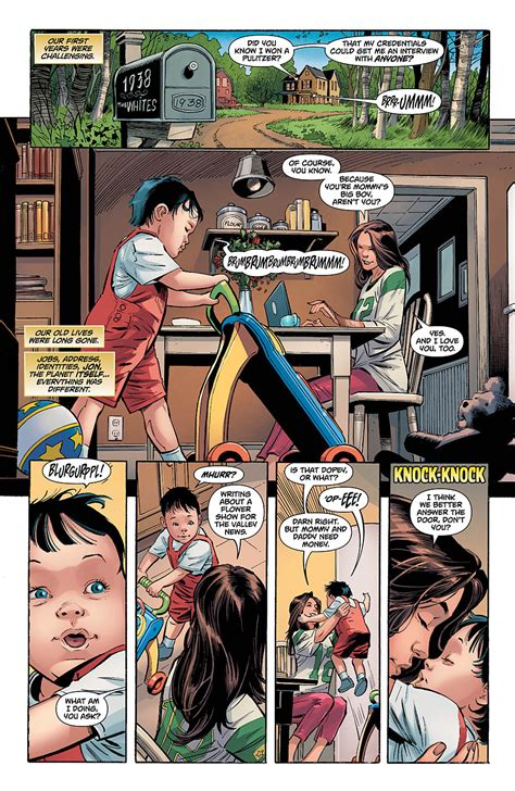 Review Superman Lois And Clark #2  Comiconverse