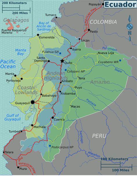Ecuador  Travel Guide At Wikivoyage