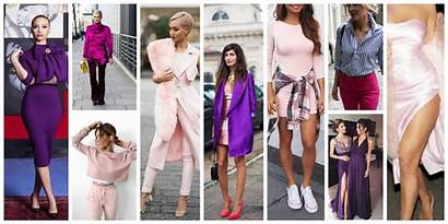 Trends Spring Colors Purple Tag Wear