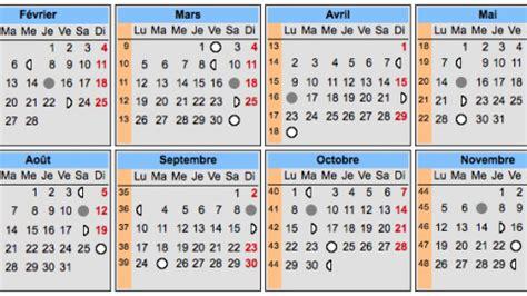 calendrier lunaire 2017 semaines grossesse
