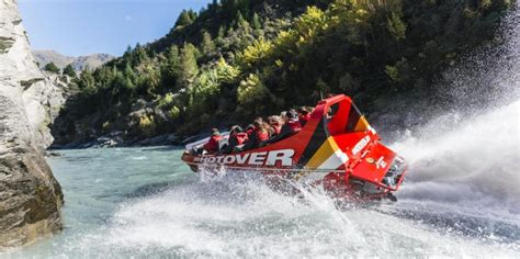 Jet Boat In Queenstown by Shotover Jet Jet Boat Queenstown Everything New Zealand