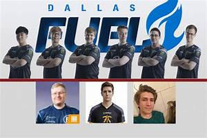 With The Addition Of XQc The Dallas Fuel Roster Is