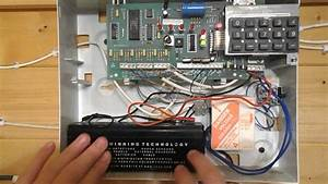 How To Change The Back-up Battery In An Optima Xm Burglar Alarm Control Panel