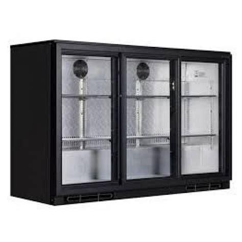 planche bar cuisine arriere bar refrigeree 3 portes vitres coulissantes