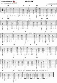 Best Guitar Tabs - ideas and images on Bing | Find what you